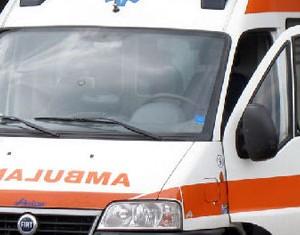 Ciclista trentacinquenne investito da un'auto a Guspini, è grave