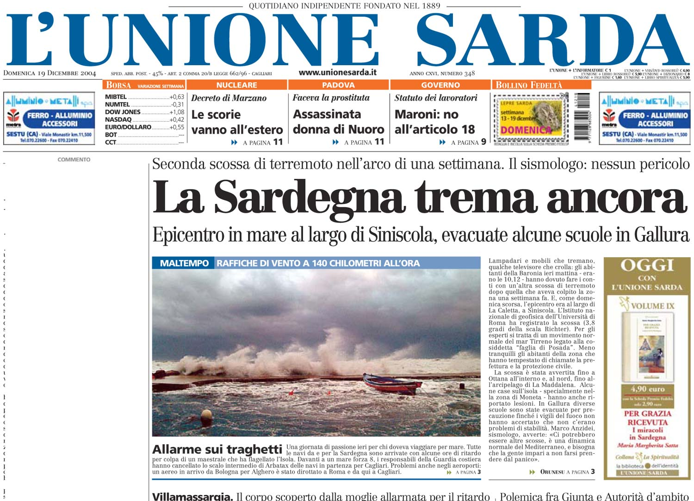 Unione Sarda, a Muroni il compito di affrontare la crisi ...