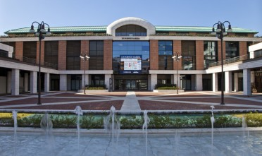 Il centro polifunzionale Santa Gilla, in piazza L'Unione sarda, nuova sede di SardegnaIt