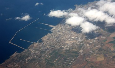 Porto_Torres_-_chemical_industry
