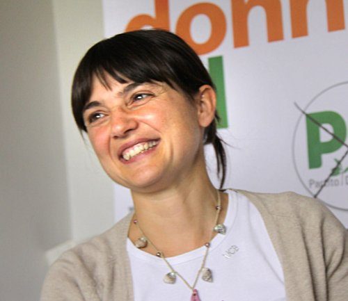 Il presidente del friuli serracchiani pd a differenza for Parlamentari donne del pd