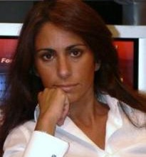 Ilaria Sbressa (foto dal sito Dagospia)