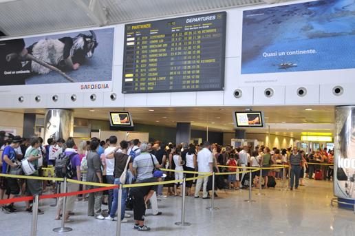 Aeroporto Cagliari : Nuova continuità territoriale effetto all aeroporto di