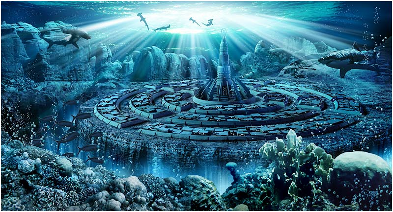 Le mystérieux monument de Yonaguni et la civilisation perdue de MU Atlantide