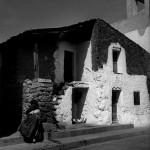 Sarule, casa con loggetta d'ingresso TAV 127