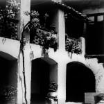 Meana Sardo, casa con duplice porticato TAV 103