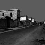 Assemini, ritmi di volumi sulla strada (lato occidentale) TAV 20