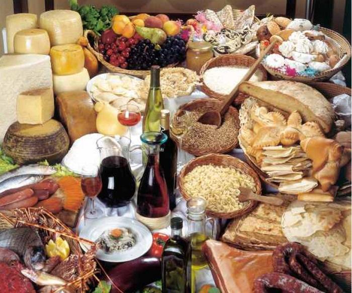 Confartigianato i prodotti sardi volano all 39 estero boom for Cucina trentino