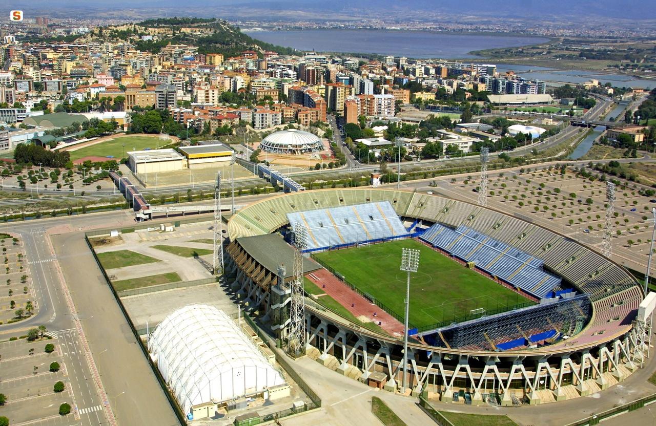 Cagliari Stadion