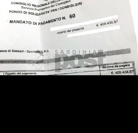 Regione le liquidazioni d 39 oro for Anticipo tfr seconda volta