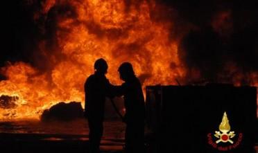 Incendio, foto di repertorio