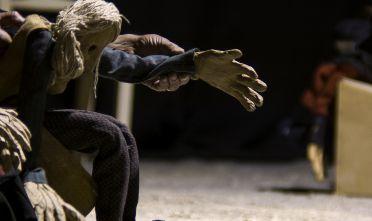 allestimento spettacolo Venti contrari - Is Mascareddas- foto di Maurizio Corda.3