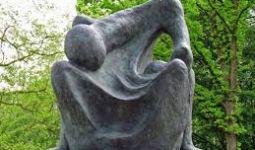 Ohne Namen,  il monumento di Vittore Bocchetta a Hersbruck