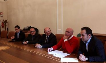 Conferenza stampa Start Cup 2015