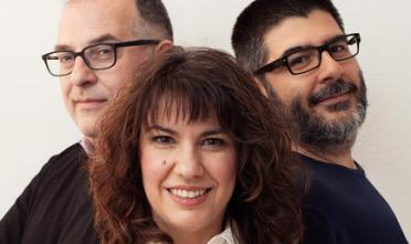 I tre inventori di Pimpy- da sinistra Salvatore Mulliri, Angela Loi e Massimiliano Aroffo2