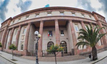 SASSARI - Tribunale  Foto Roberto Pili