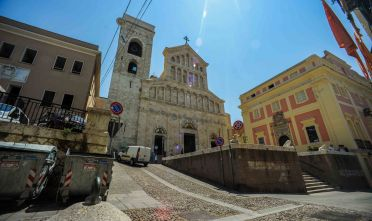 Cagliari - quartiere Castello - Cattedrale -   Foto Roberto Pili