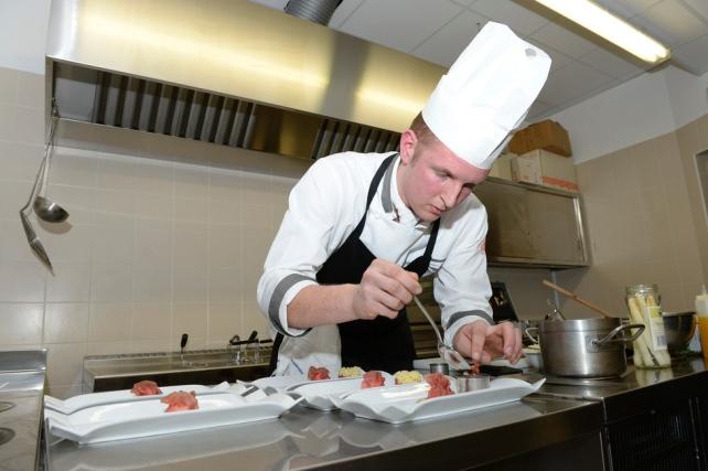 Cagliari inaugurata la sede di italian chef cooking school con i maestri aresu e falanga - Corsi di cucina cagliari ...