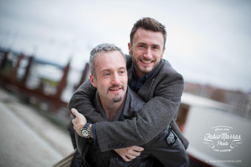 """Matrimonio Omosessuale In Italia : Lo spot """"ama chi vuoi il fotografo che vuole"""
