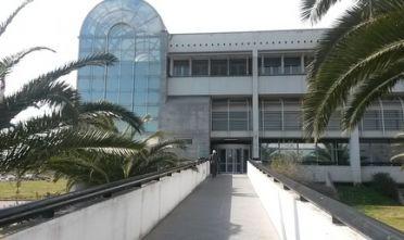 Policlinico universaitario Monserrato ingresso principale