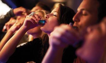 giovani alcol