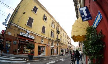 Sassari via Carlo Alberto- foto Bettina Camedda