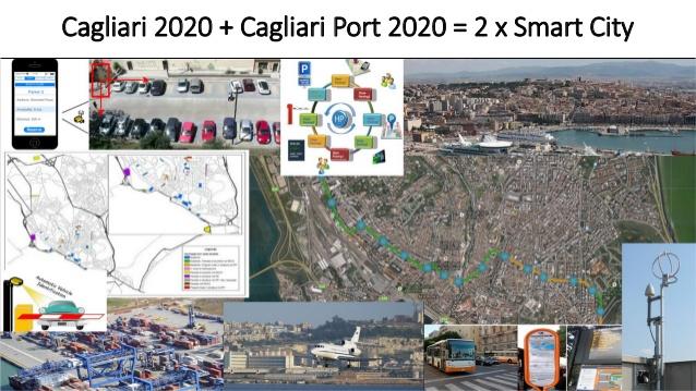 Calendario Crociere Cagliari 2020.A Shanghai Progetto Cagliari Port 2020 Per Gestione
