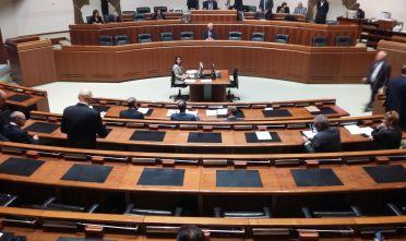Consiglio regionale_giuramento Satta
