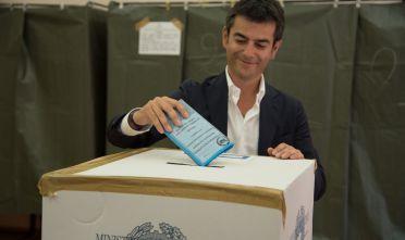 Il sindaco Massimo Zedda