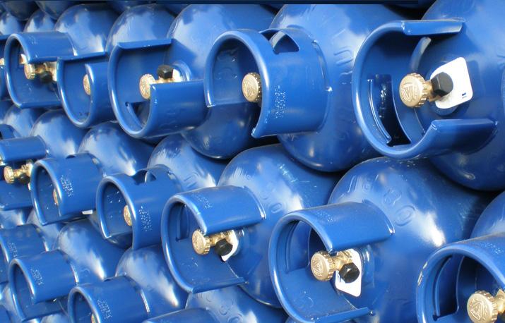 Siniscola depositi abusivi di bombole gpl denunciati i - Certificazione impianto gas ...