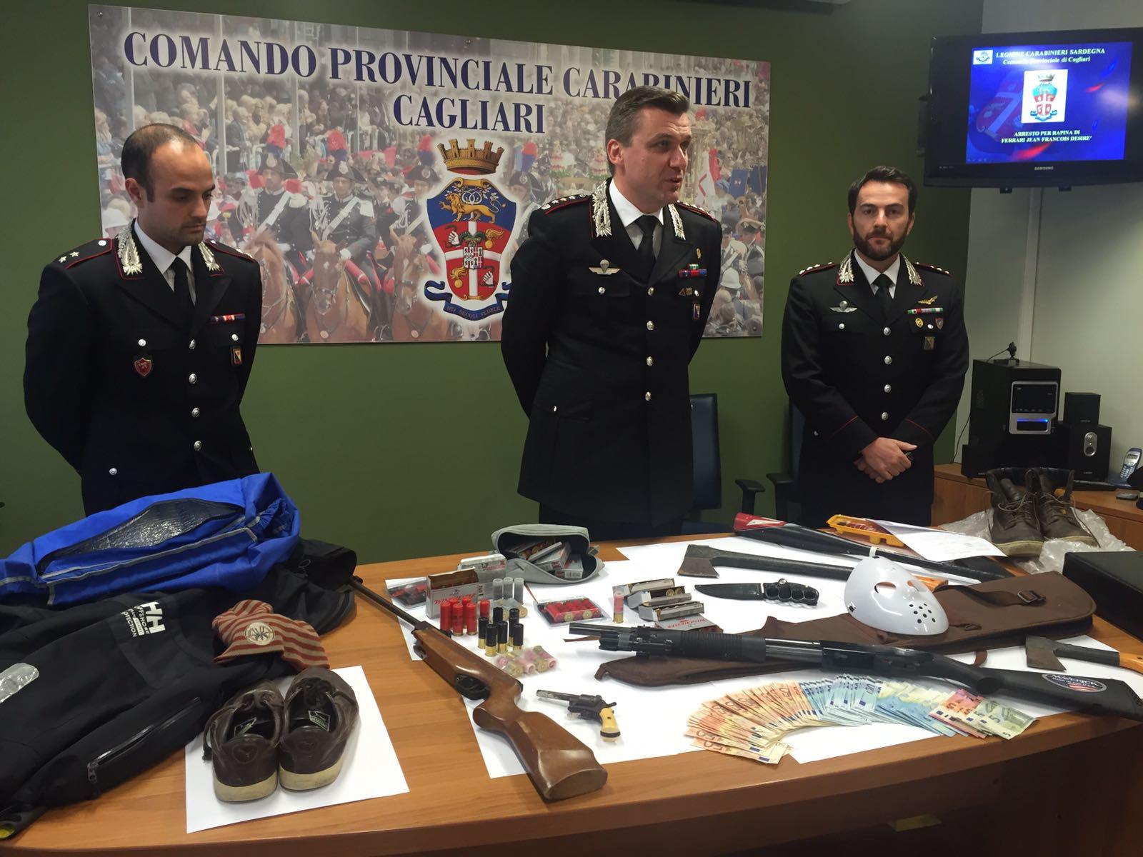 Rapina al market pam di quartu arrestato il presunto for Decorazione provinciale francese con un budget