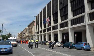 Cagliari protesta Mandrolisai ospedale Sorgono bloccata via Roma