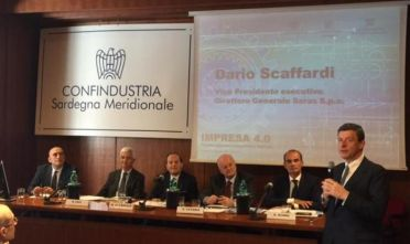 Convegno Confindustria a Cagliari