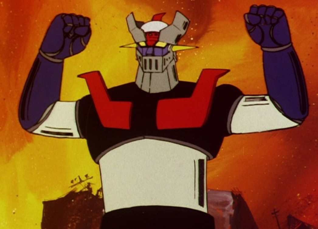Mazinga z my state of mind
