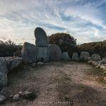 Dorgali, tomba dei giganti  S'Ena e Thomes