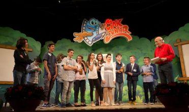 Ciak Junior miglior gruppo di attori Sant'Antioco