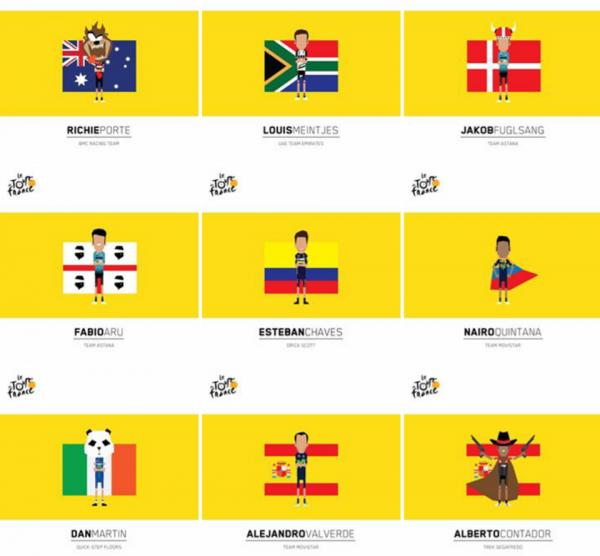 Scatta il Tour de France: chi conquisterà la maglia gialla?