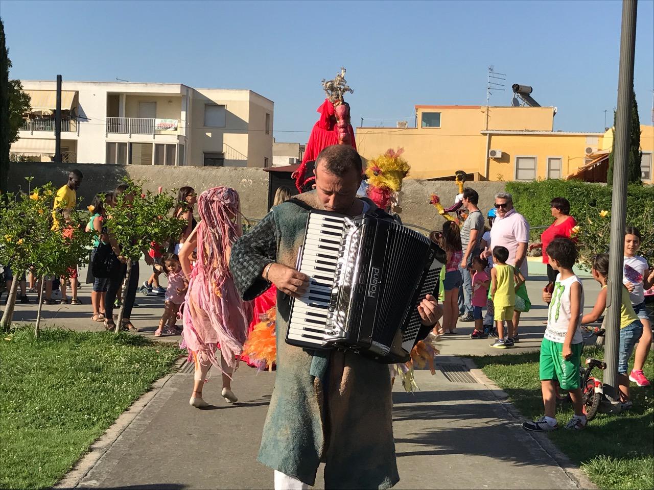 A Cagliari l'orto dei Cappuccini un palcoscenico per ...