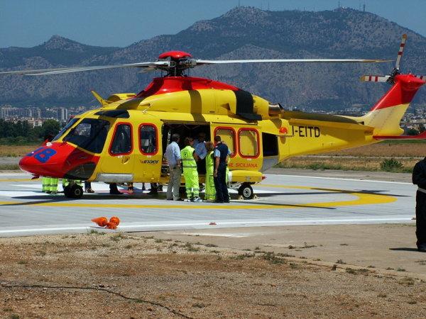 Elicottero Elisoccorso Sardegna : Elisoccorso in sardegna ricorso al tar contro il bando da