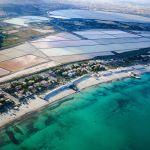 Spiaggia del Poetto di Cagliari, stabilimenti D'Aquila e Lido