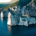 Lo scoglio di Pan Di Zucchero, provincia di Carbonia-Iglesias