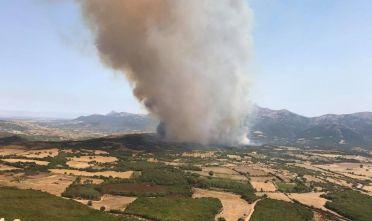 incendio Gonnos_foto da Arbus meteo