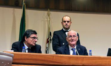 Franco Gabrielli in Consiglio regionale