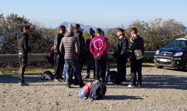 Migranti Sulcis
