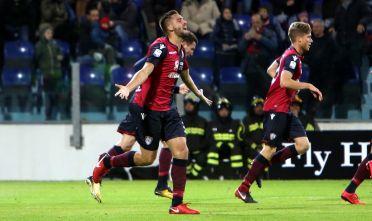Calcio Cagliari Sampdoria