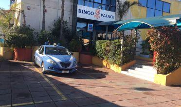 Sequestro Bingo via Calamattia Pirri