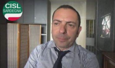 Cisl: Gavino Carta