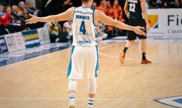 Basket, Scott Bamforth alla Dinamo Sassari