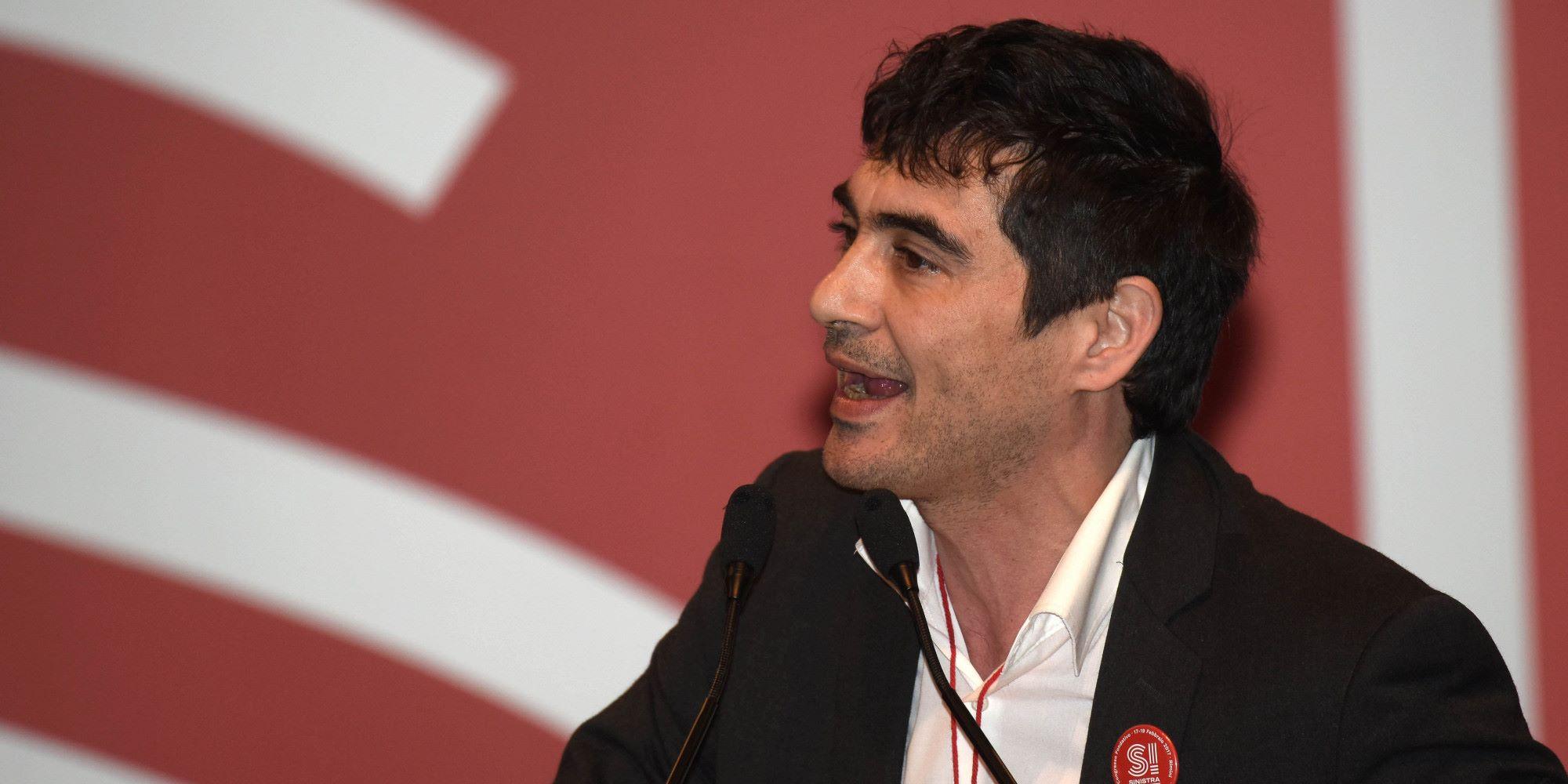 Fratoianni (SI) a Cagliari per campagna LeU: