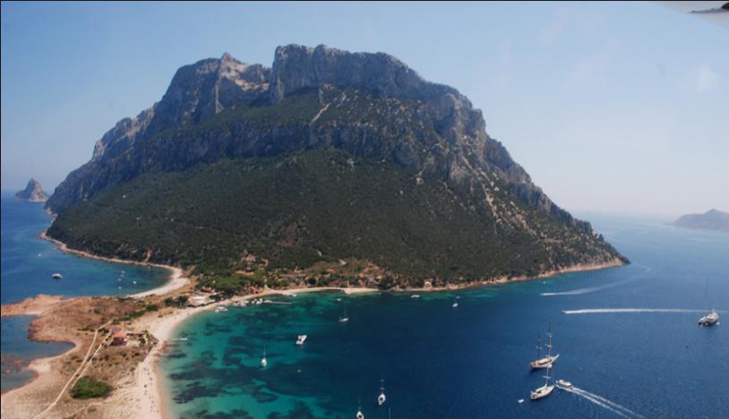 Tavolara a impatto zero isola laboratorio di sostenibilit nel mediterraneo - La spezia office du tourisme ...